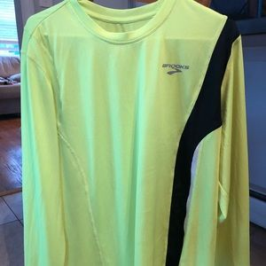 Brooks Men's Long Sleeve Running Shirt XL